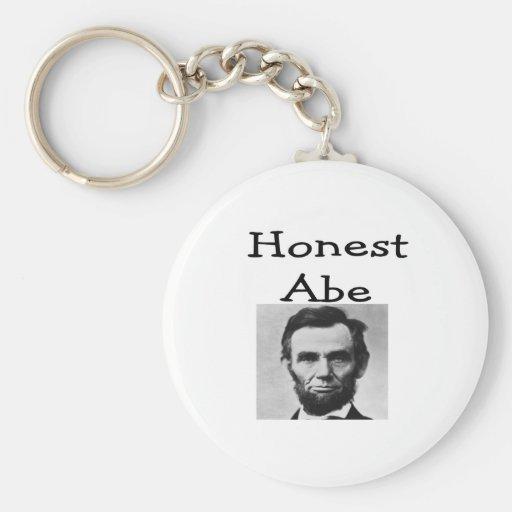 """""""T-shirt e presentes de Abe honesto"""" Lincoln Chaveiro"""