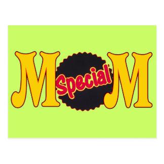 T-shirt e presentes para a mamã especial cartão postal