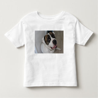 T-shirt em jersey fim a personalizar camiseta infantil