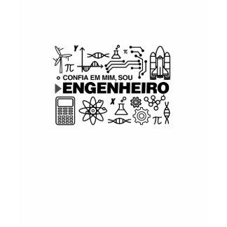 Camisetas de Engenharia