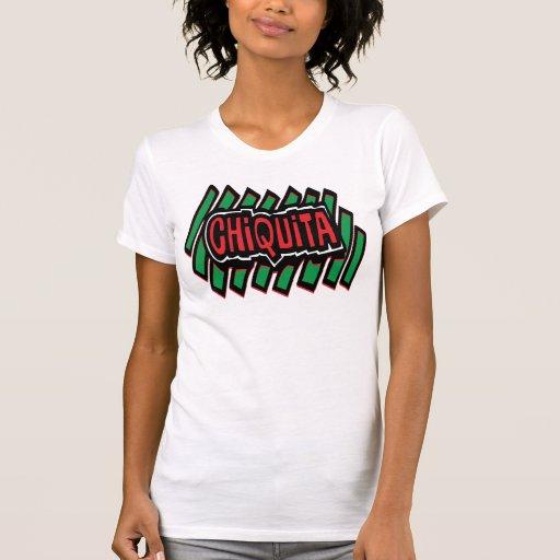T-shirt engraçado de Chiquita do mexicano