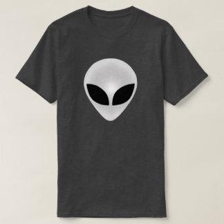 T-shirt escuro principal estrangeiro camiseta