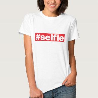 T-shirt famoso do #Selfie