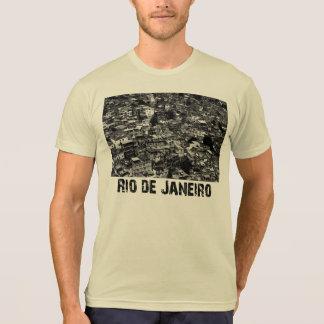 T-shirt  Favela Rio de Janeiro Camiseta
