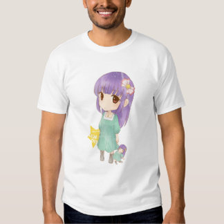 T-shirt feericamente das meninas dos Gêmeos do