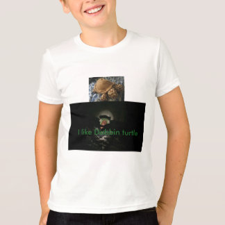 T-shirt feito sob encomenda de TronJohn10_ Meme Camiseta