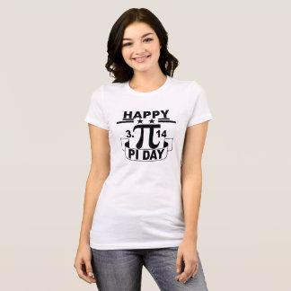 T-shirt feliz do dia do Pi. .png Camiseta
