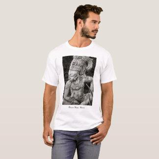 T-shirt - figura maia antiga - México Camiseta
