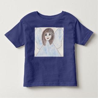 T-shirt fino do jérsei da criança camiseta infantil