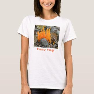 T-shirt Funky dos fungos Camiseta