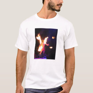T-shirt havaiano de Firedancer