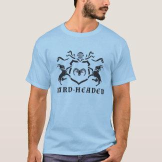 T-shirt heráldico pouco sentimental da ram camiseta