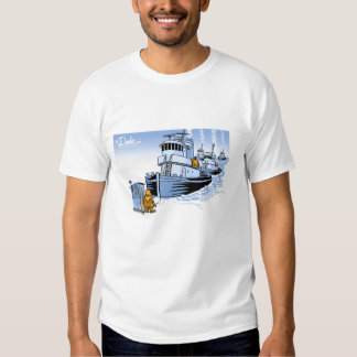 T-shirt: Icebreakin meu coração Camiseta