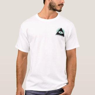 """T-shirt """"implacável"""" Paranormal do grupo de Camiseta"""