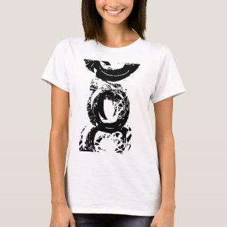 T-shirt impressos Funky, legal Camiseta