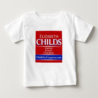 T-shirt infantil camiseta para bebê