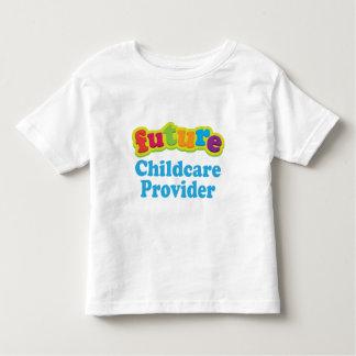 T-shirt infantil do bebê do fornecedor da