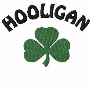 T-shirt irlandês do verde do hooligan