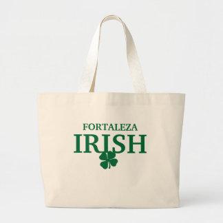 T-shirt irlandês feito sob encomenda orgulhoso da  bolsa para compra