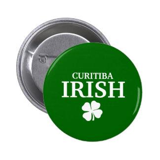 T-shirt irlandês feito sob encomenda orgulhoso da boton
