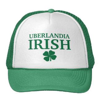 T-shirt irlandês feito sob encomenda orgulhoso da  boné