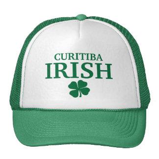 T-shirt irlandês feito sob encomenda orgulhoso da  bonés