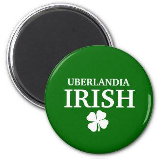 T-shirt irlandês feito sob encomenda orgulhoso da  imãs