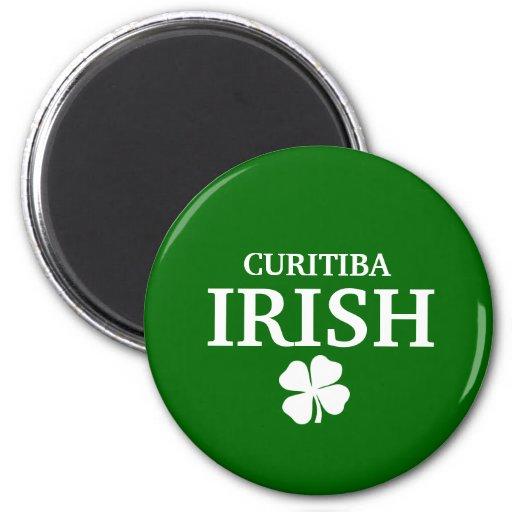 T-shirt irlandês feito sob encomenda orgulhoso da  ima