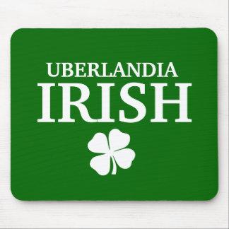 T-shirt irlandês feito sob encomenda orgulhoso da  mousepad