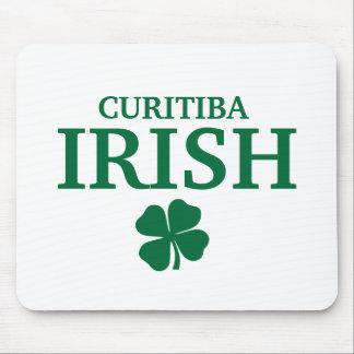 T-shirt irlandês feito sob encomenda orgulhoso da  mouse pad