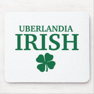 T-shirt irlandês feito sob encomenda orgulhoso da  mouse pads