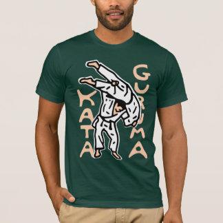 t-shirt judo kata guruma camiseta