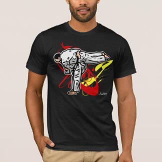 T-shirt judo o goshi camiseta