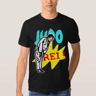 t-shirt judo rei