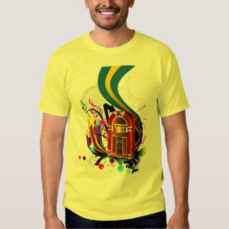 T-shirt Jukebox Music
