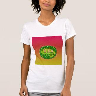 T-shirt legal camisas étnicas
