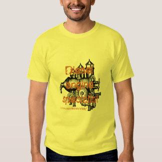 T-shirt legal do motor diesel