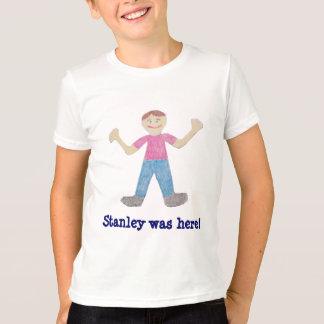 T-shirt liso dos Stanley-Miúdos Camiseta
