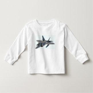 T-shirt longo da luva da criança