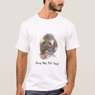 T-shirt lunar do ano novo camiseta