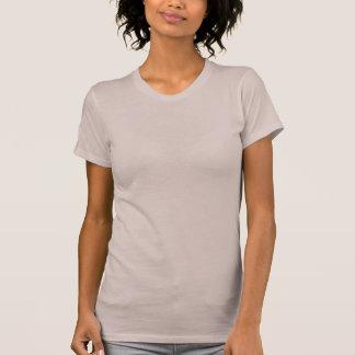 T-shirt malva liso para mulheres, senhoras