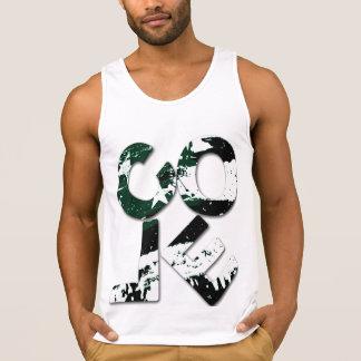 T-shirt marcado COLE (caçador)
