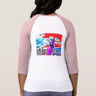 T-shirt mau do Jama