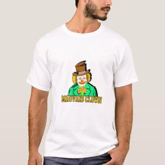 """T-Shirt """"Mau Palhaço """" Camiseta"""