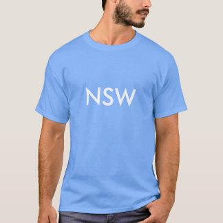 T-shirt não oficial da origem NSW Camiseta
