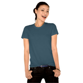 T-shirt orgânico da nação do T do Metis das