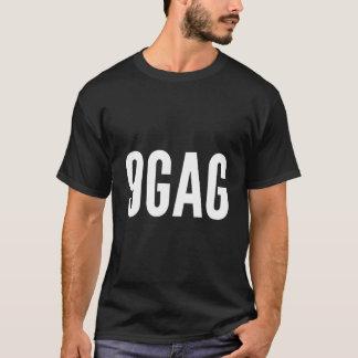 T-shirt original do logotipo 9gag - apenas para o camiseta