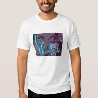 T-shirt original do logotipo de VWS