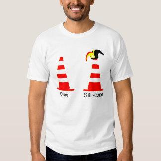 T-shirt parvo dos cones