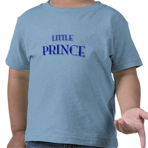 T-shirt pequeno do príncipe